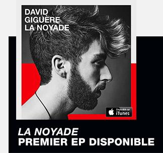 Premier EP disponible