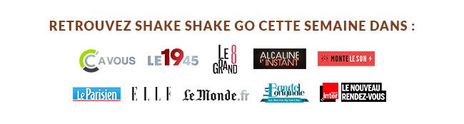 Retrouvez Shake Shake Go
