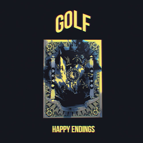 Pochette Happy Endings - GOLF